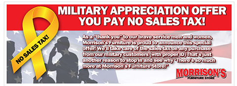 Morrison 39 S Furniture Coupons